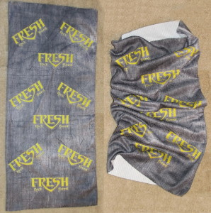 dres šátek základ